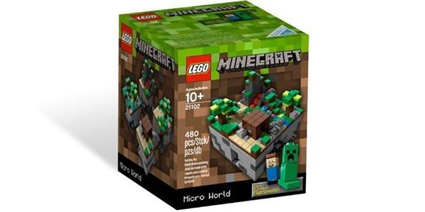LEGO Minecraft (Original)